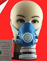 alta máscara de protección eficaz contra el gas semi máscara Yue Feng contra la pulverización de pesticidas humo y polvo máscaras al por