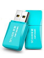 Quecksilber u6 300Mbps mobil Miniwifi Wireless LAN USB WLAN-Router