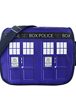 Cartoon Doctor of Mystery  Shoulderbag-L