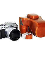Fujifilm Camera SLR X-T10(16-50mmII) Leather Protective Case/Bag