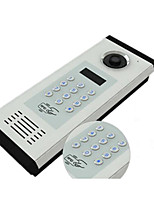 Digital Video Access Door Host HD Color Video Doorbell Intercom HLFSCM-528-13