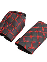 Wine Interior Piece Gear Sets Handbrake Cover Two Sets Of Hand Grips Autopilot