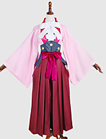 Kabaneri of the Iron Fortress Ayame Yomogawa Cosplay Costume