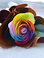 Colorful Soap Flower