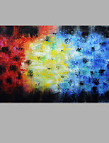 Modern Abstract Painting Acrylic Canvas Art Wall Art Framed