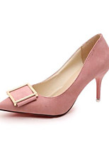 Women's Shoes PU Spring / Summer / Fall / Winter Heels / Pointed Toe Heels Party & Evening / Dress Stiletto Heel