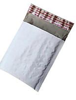White 18*16cm PE Envelope Plastic Bubble Express for Transport Packaging Bag (30Pcs)