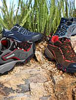 Zapatos Senderismo Cuero Negro / Azul / Marrón / Gris Hombre