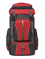 50 L Travel Organizer / Backpack / Hiking & Backpacking Pack Camping & Hiking Outdoor Waterproof / Quick Dry /