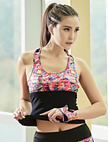 Autres®Yoga Hauts/Tops Respirable / Doux Extensible Vêtements de sport Yoga / Pilates / Course Femme