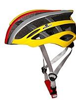 Casque Vélo(Jaune / Vert / Rouge / Gris / Noir / Bleu / Violet,PC / EPS)-deFemme / Homme / Unisexe-Cyclisme / Cyclisme en Montagne /