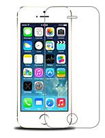 hzbyc® anti-arañazos ultra-delgada pantalla de vidrio templado protector para el iphone 5 / 5s / 5c