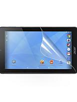 clara filme protetor de tela brilhante para Acer Iconia um 7 b1-770 tablet