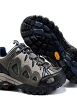 Zapatos Senderismo Ante Marrón / Gris Hombre