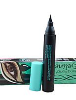 Eyeliner Crayons Humide Longue Durée / Séchage rapide Noir Yeux 1 1 Others