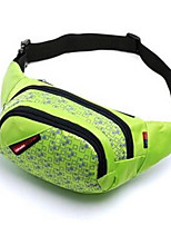 Men-Formal-PVC-Waist Bag-Blue / Green / Red / Black
