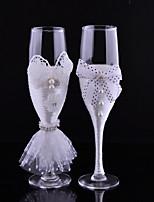 The Couples Dress Suit Cup Sets