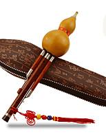 Musik-Spielzeug Bambus / Holz Bronze Freizeit Hobby Musik-Spielzeug