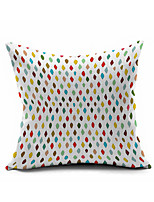 2016 New Arrival  Cotton Linen Pillow Cover Nature Modern Contemporary  Pillow Linen Cushion E033