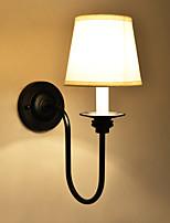 AC 100-240 60w E12/E14 Rústico/ Campestre Pintura Característica for Mini Estilo,Luz Ambiente Candelabro de pared Luz de pared