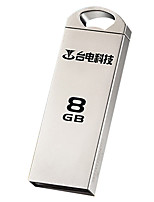 teclast mini u Scheibe 8gb usb2.0 wasserdicht kreative Metall USB-Stick
