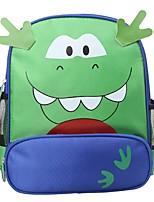 Unisex-Casual-Nylon-Backpack-Blue / Green / Orange / Fuchsia