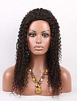 EVAWIGS 10-26inch Brazilian Vrigin Hair Wigs 100% Human Hair Kinky Curl Human Hair WIgs For Black Women