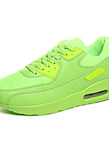 Women's Cushion Sneakers Height Increasing Athletics Mesh Breathable Running Shoes EU36-39