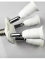 e27 à 4 e27 conduit socket adaptateur d'ampoule