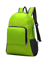 Outdoor Camping / Hiking Bag Ultralight Waterproof Men & Women School Student Travel Portable Folding Skin Backpack