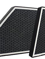 luftkonditionering i bilar filter filter dubbel effekt av aktivt kol-filter, fukt, lukt