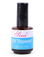 14ml Washable Removeable UV Top Coat