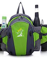 Unisex-Sports-Nylon-Shoulder Bag-White / Purple / Blue / Green / Orange / Red / Black