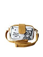 Flower Princess® Women Canvas Shoulder Bag Yellow-1404X00102