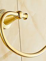 Кольцо для полотенец / Карбонитрид титана / Крепление на стену /8.3*4.7*5.9inch /Медь /Современный /21.2cm 12cm 0.3
