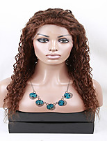 Eva wigs brazilian human virgin hair  lace front wig heavy density water wave lace wigs for black women