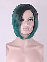 Europe And The United States Wig Color Long Straight New Anime Cosplay