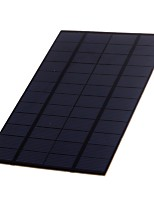 4W 12V PET Laminated Polycrystalline Silicon Solar Panel Solar Cell for DIY (SW4012)