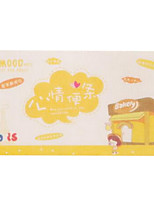 Mini Cartoon Stationery 80Page Notepapers
