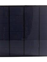 3w 6v mascotas célula solar panel solar laminado silicio monocristalino de bricolaje (sw3006)