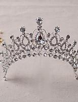 Dame Rhinestone / Legering Headpiece-Bryllup / Spesiell Leilighet Diademer 1 Deler Klar Annerledes 14