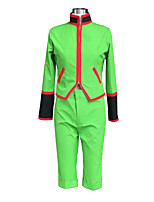 Inspired by Hunter X Hunter Gon. Freecss Anime Cosplay Costumes Cosplay Suits Solid Top / Shorts