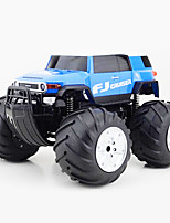 Buggy (Off-road) XQ Hummer 1:20 Brushless Electric RC Car Blue Ready-to-go