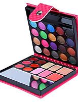 32 couleurs fard à paupières nude comestic longue maquillage beauté durable