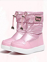 Girls' Shoes Athletic Faux Leather Athletic Shoes Winter Snow Boots Stiletto Heel Gore Pink / Purple / Champagne