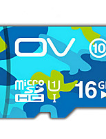 Ov 16 Gb Tf Card 16 Gb Memory Card Vehicle Traveling Data Recorder High-Speed Memory Card C10 Camouflage