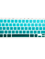SoliconeKeyboard Cover For11.6 '' / 13.3 '' / 15.4'' Macbook Pro с Retina / MacBook Pro / Macbook Air с Retina / MacBook Air