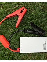 Auto Ignition Of Mobile Power, Mobile Phone Charger White 12V, Auto Ignition Starter Emergency Charging Treasure