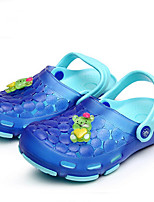 Boys' Shoes Casual PVC Summer Round Toe / Slippers Others Blue / Green / Pink
