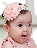 Girls Hair Accessories,All Seasons Tweed Pink / White